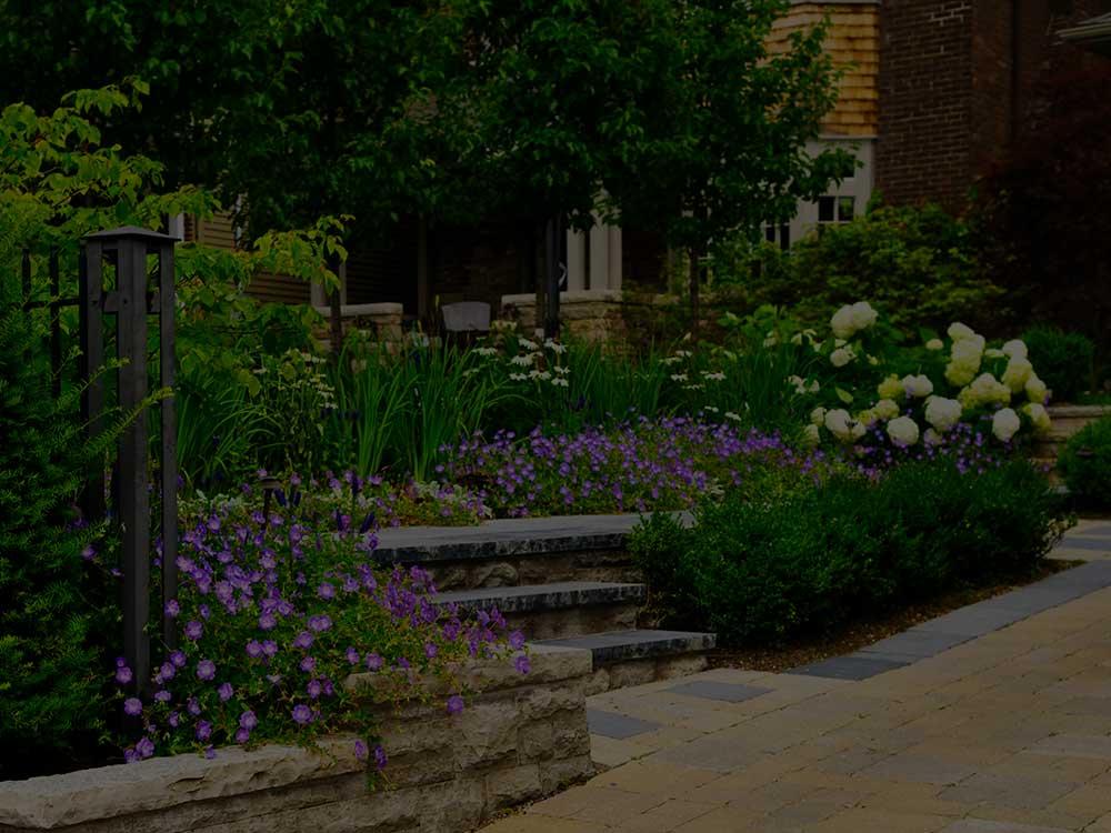 Toronto Commercial Garden Design