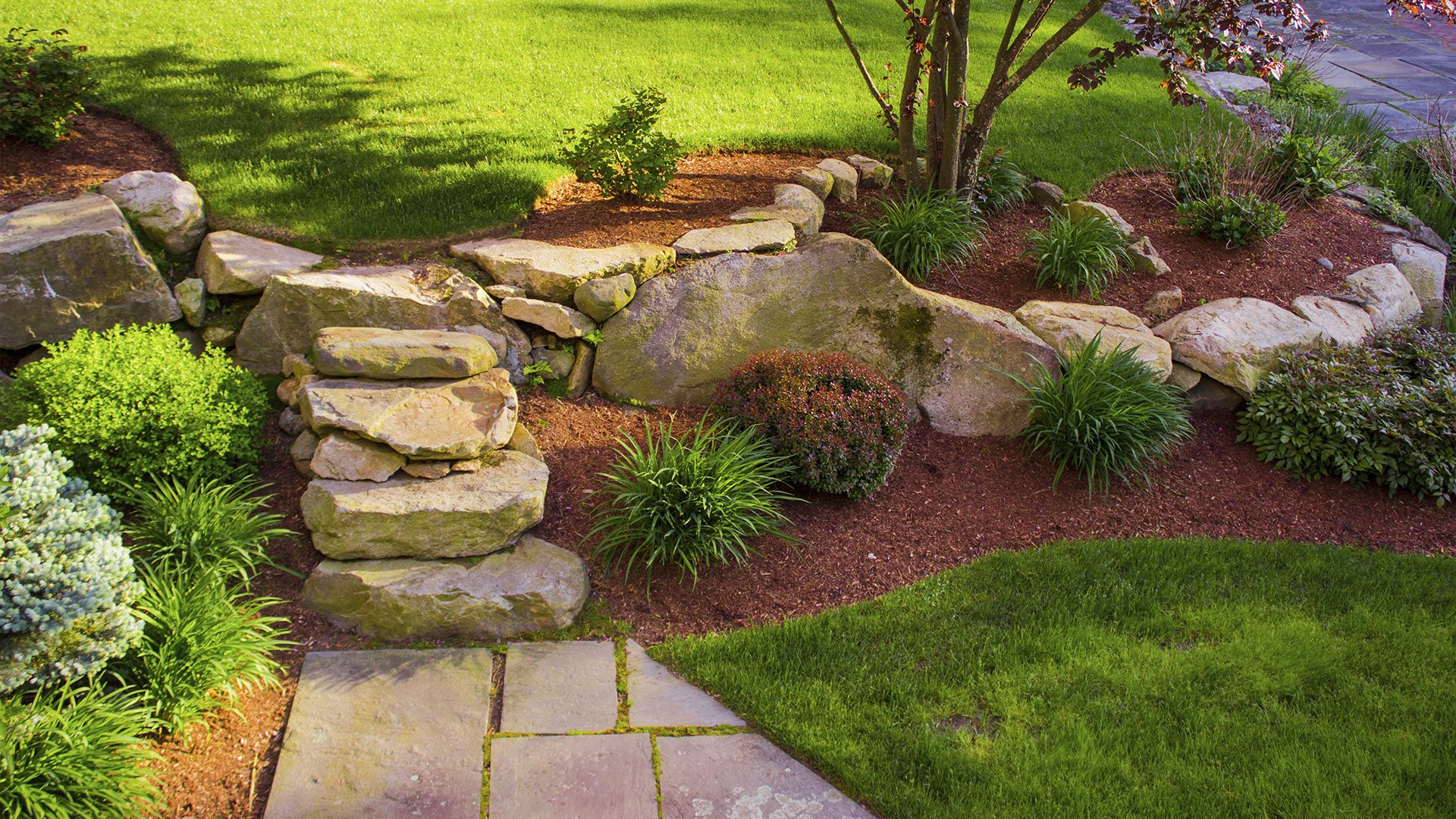 Canlawn Inc. Landscaping, Lawn Care and Garden Design slide 3